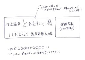 手書き原稿